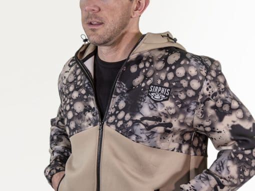 Apocalyptic Zipper Jacket | Pulse Patterns