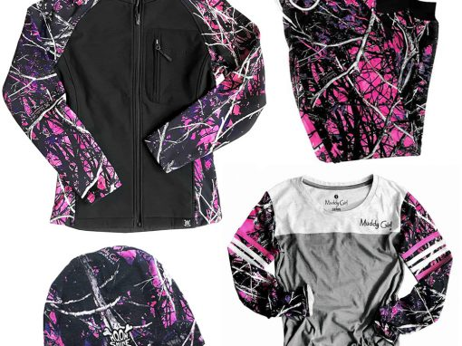 Muddy Girl Jacket Bundle