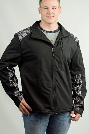 Hard Shell Jacket | Harvest Moon Camo