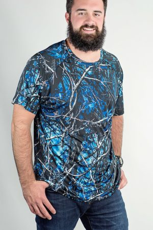 Enviroflex™ Short Sleeve Shirt | Undertow Camo