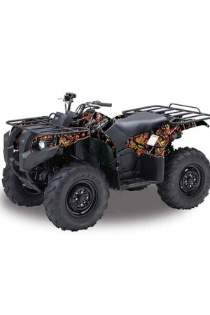 Wildfire Camo Premium ATV Kit
