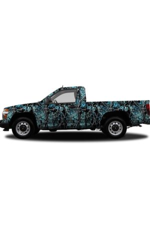 Serenity Camo Compact Truck/SUV Kit