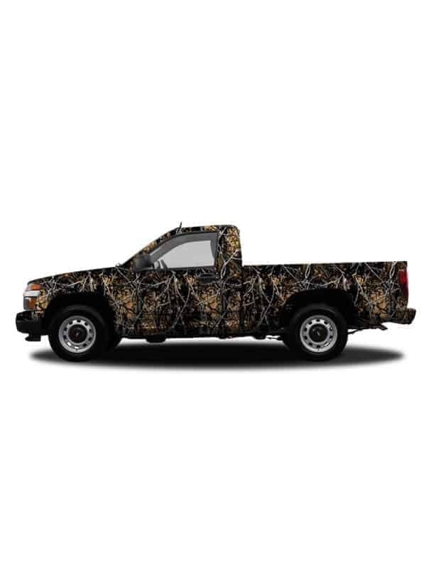 Outshine Camo Compact Truck/SUV Kit