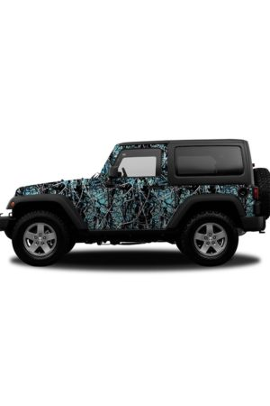 Serenity Camo Jeep/SUV Kit