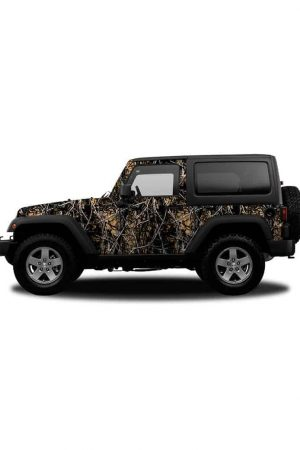 Outshine Camo Jeep/SUV Kit