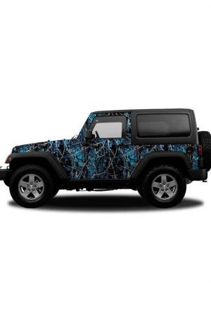 Undertow Camo Jeep/SUV Kit