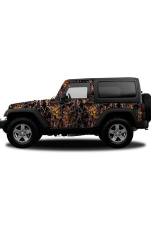 Wildfire Camo Jeep/SUV Kit